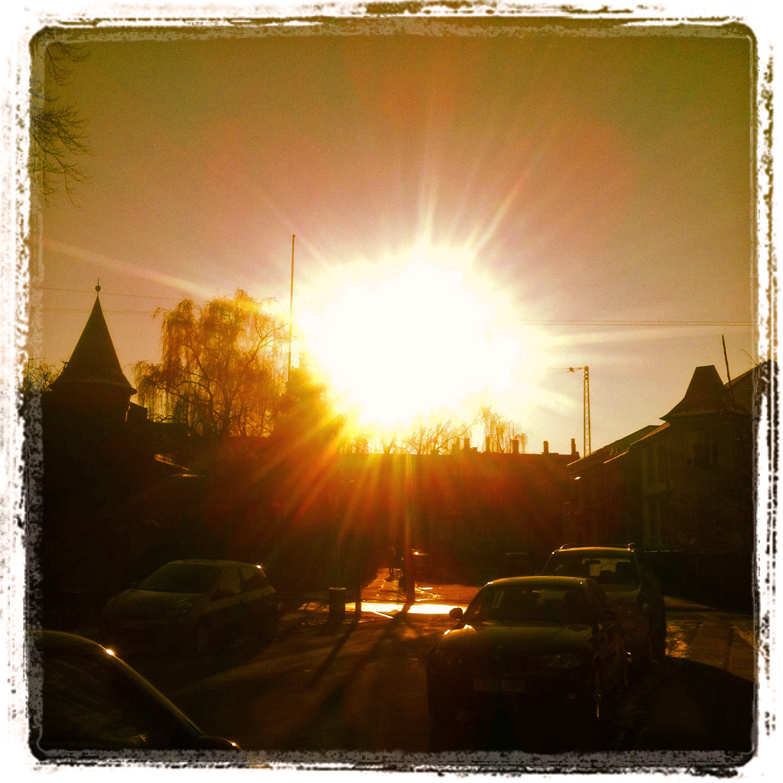 Sunday light 20.01.13 ©lowereast.dk