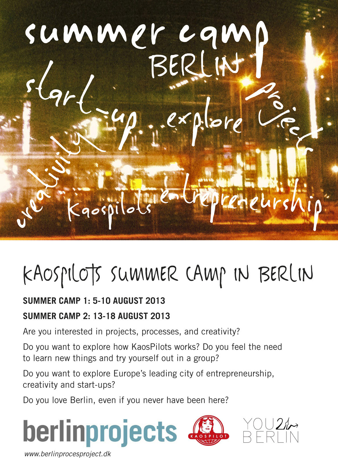 Summercamp Berlin 2013