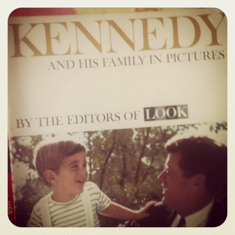 JFK  ©LOOK MAGAZINE