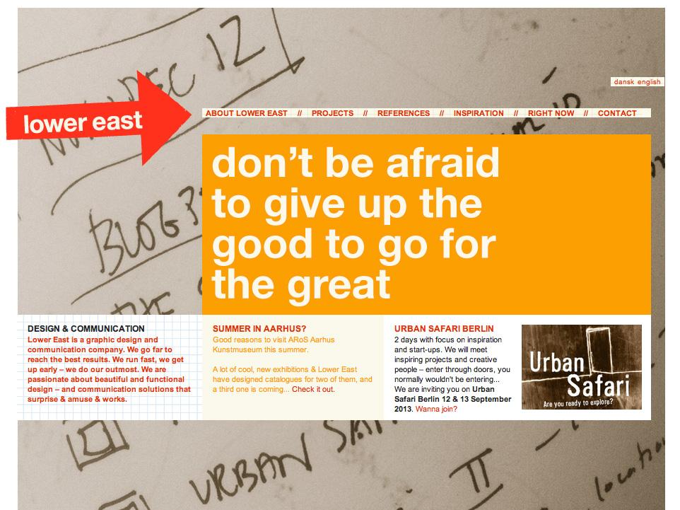 Lower East web ©lowereast.dk