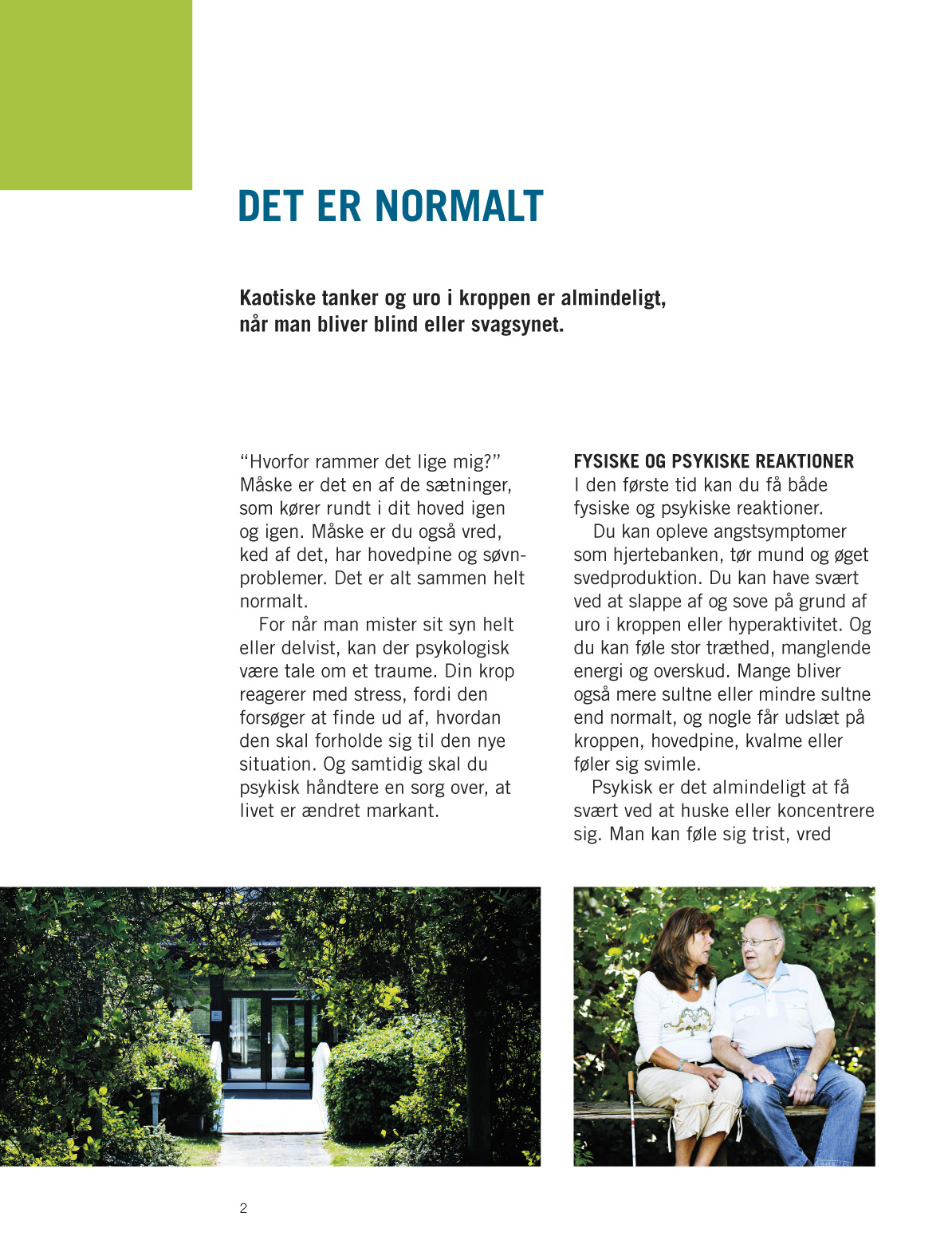 Brochure IBOS  ©lowereast.dk