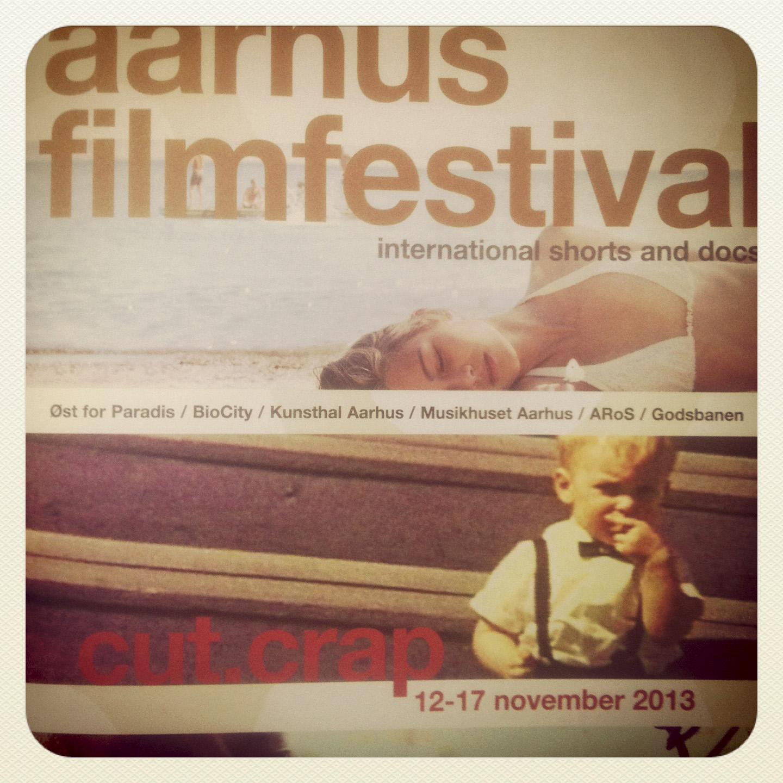 Pic from the Aarhus Filmfestival 2013 program  ©lowereast.dk