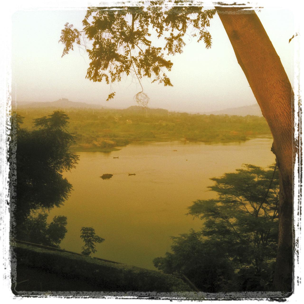 Good morning Nile 16.06.13 ©lowereast