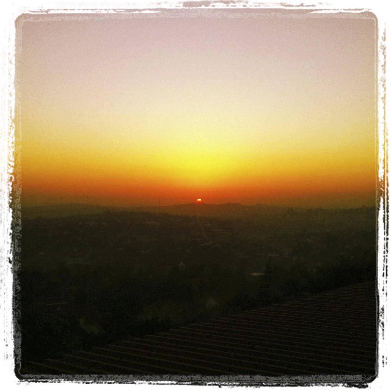The falg & the sun 15.06.13 ©lowereast