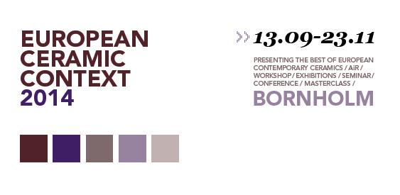 New colour scheme for ECC 2014 © lowereast.dk