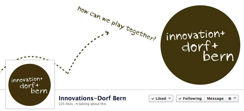 Facebook cover innovationsdorf Bern ©lowereast