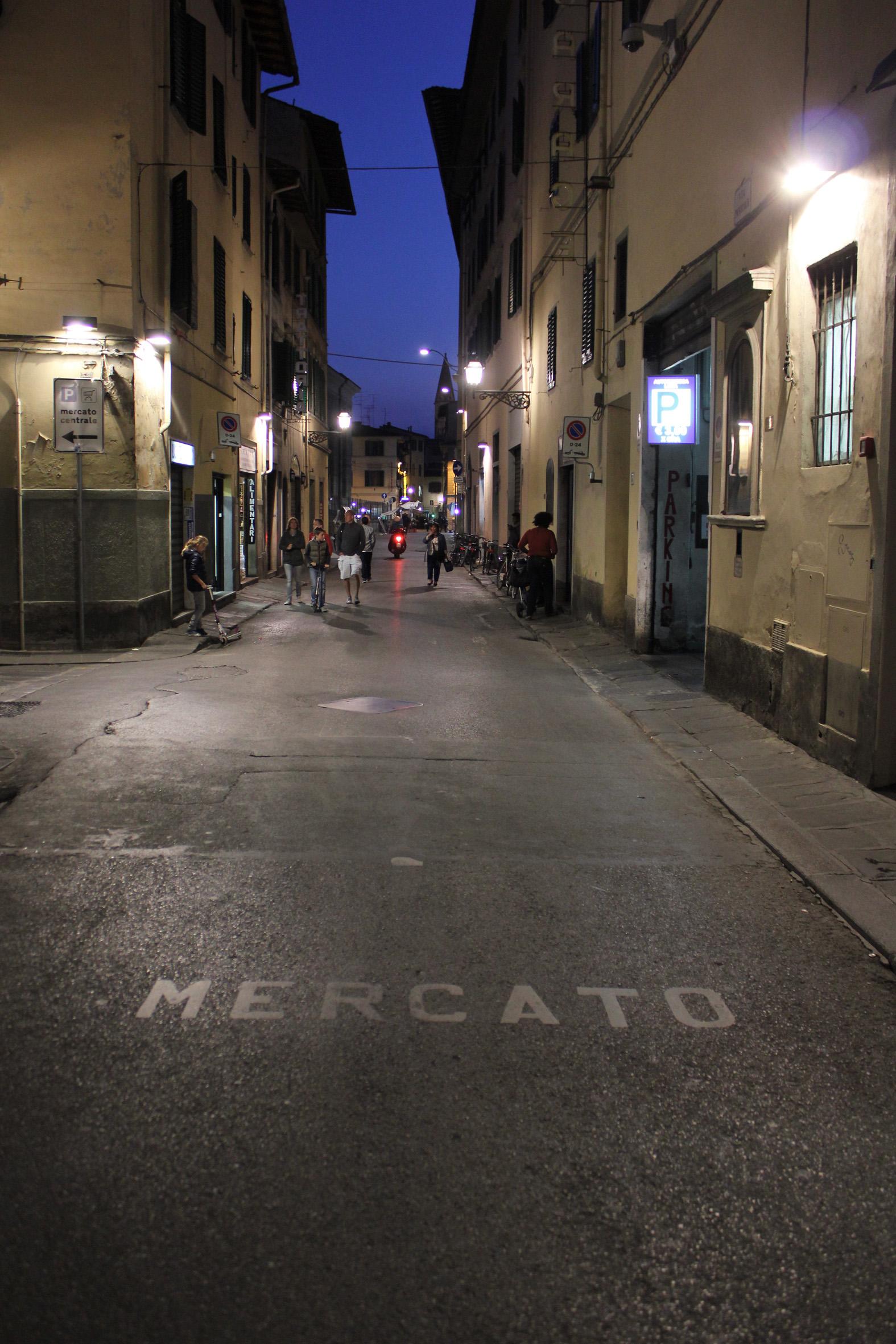 Mercato Centralo. Market in Firenze ©lowereast