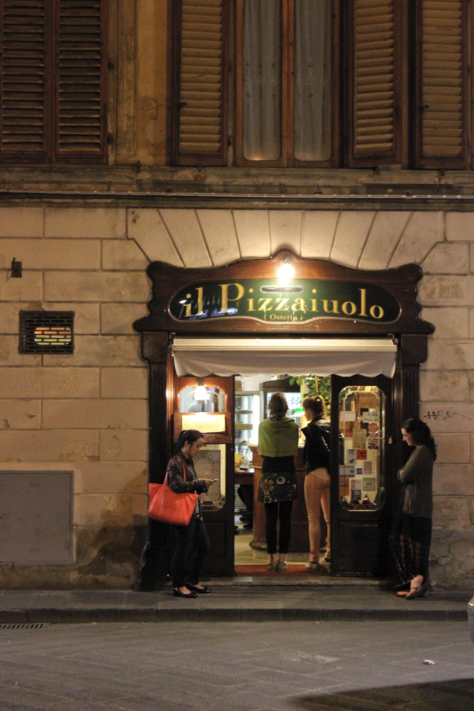 Il Pizzaiuolo in Firenze ©lowereast