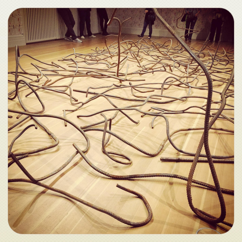 Ai Weiwei, Evidence  ©lowereast