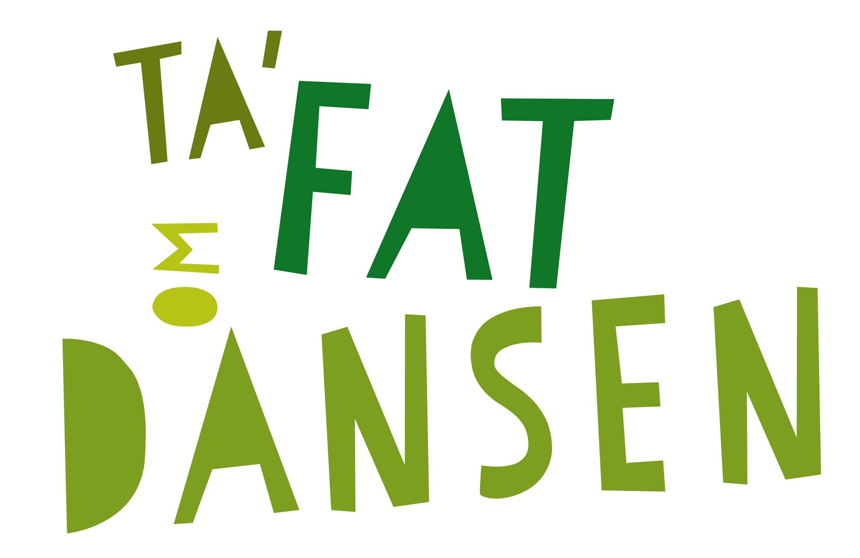 """Logo """"Ta' fat om dansen"""" ©lower east"""