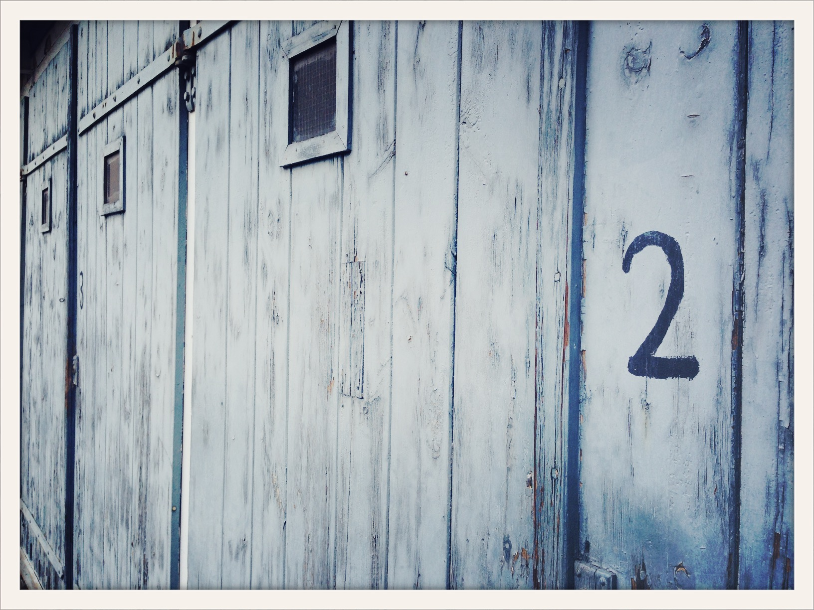 Garages Muskauerstrasse Kreuzberg Berlin ©lowereast