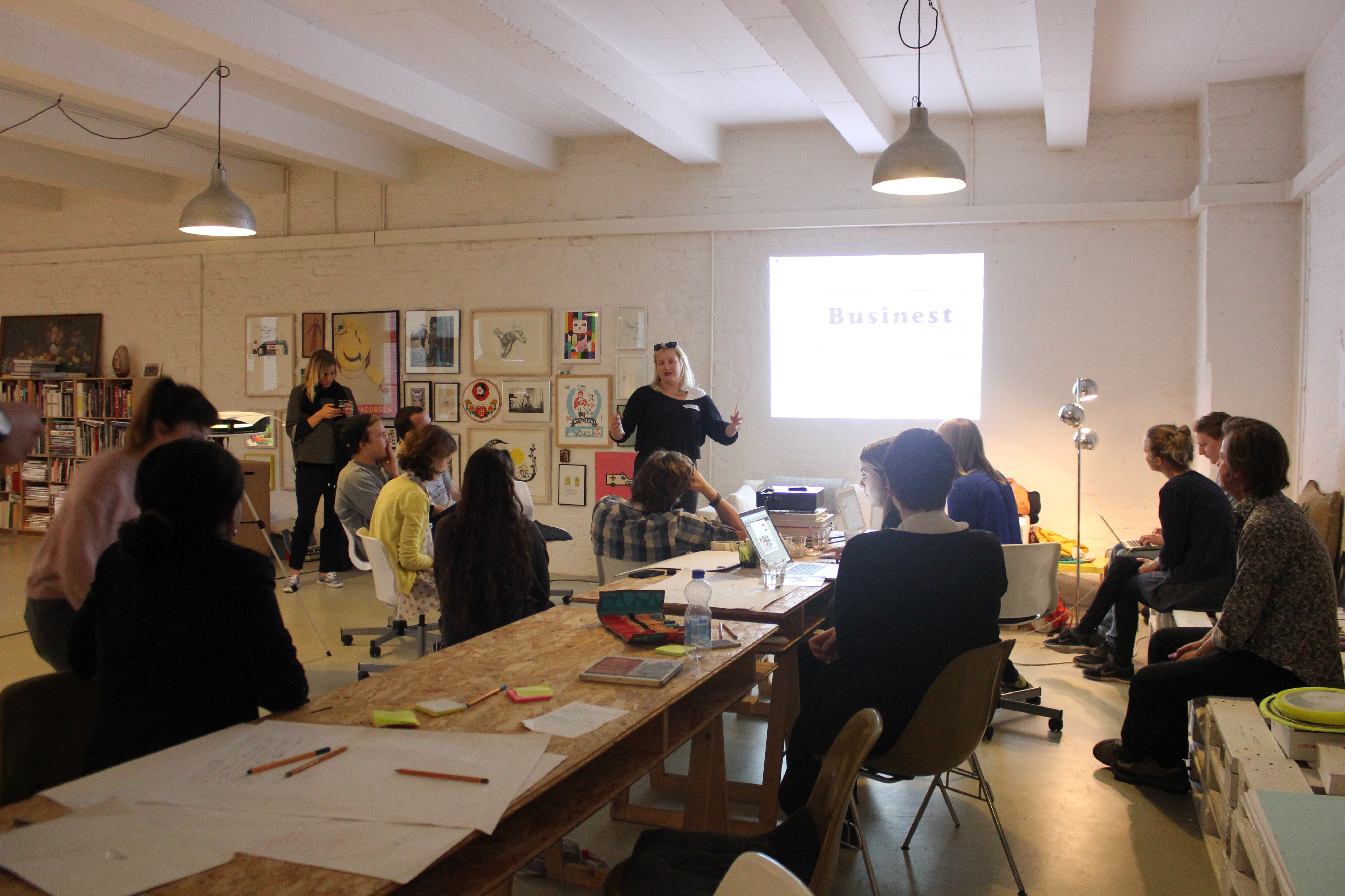 Hack the city – in Lower East Lab, May 2015 ©lowereast