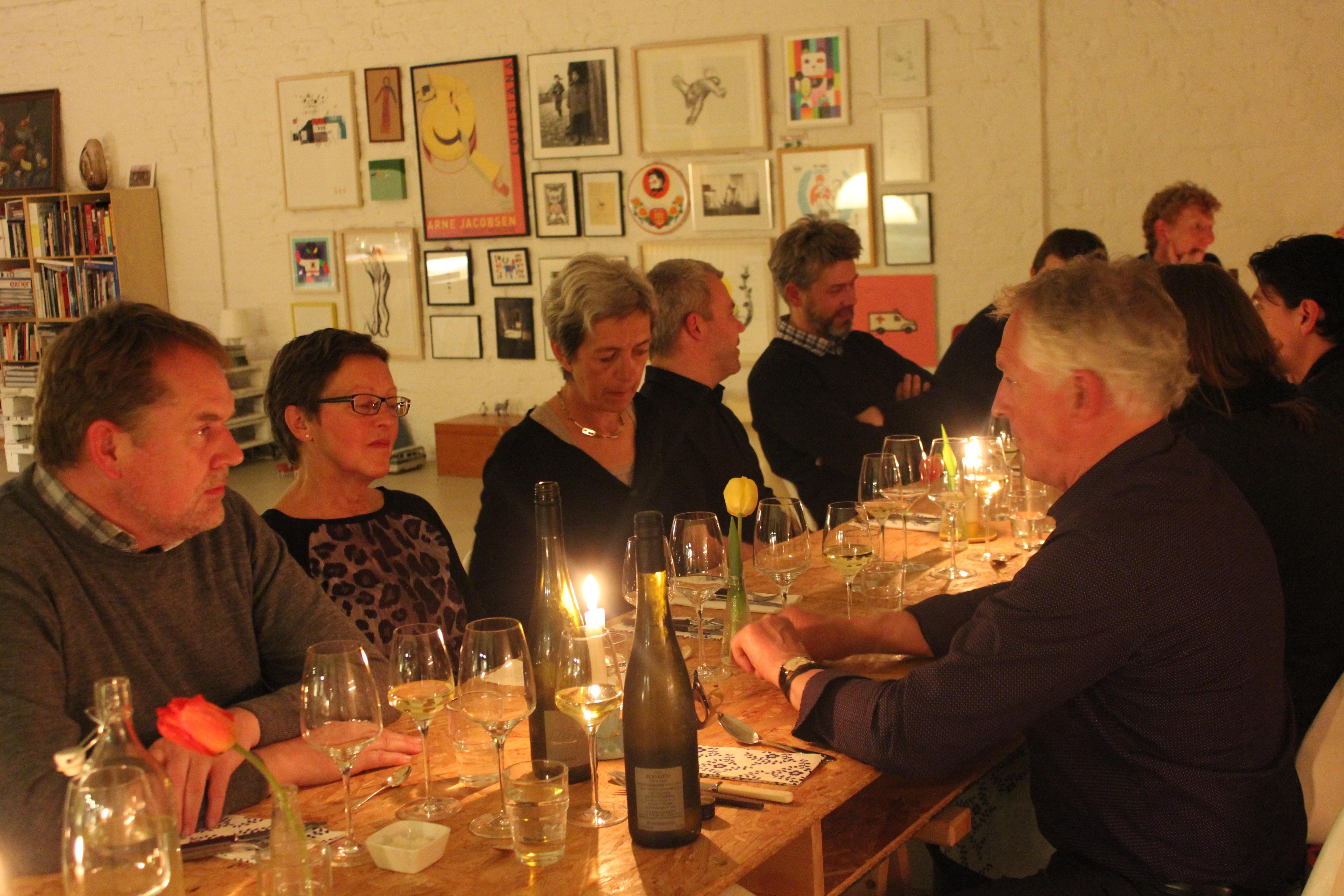Urban Safari Berlin & Camillo's Paladar in the Lower East Lab, May 2015 ©lowereast