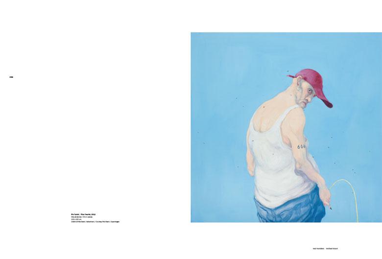 michael kvium painting
